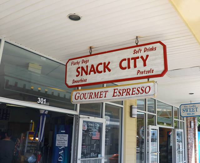 Snack City