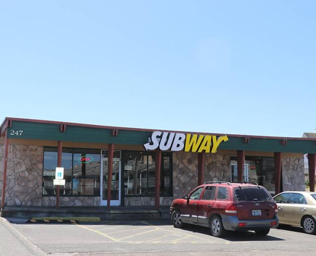 Subway (South)
