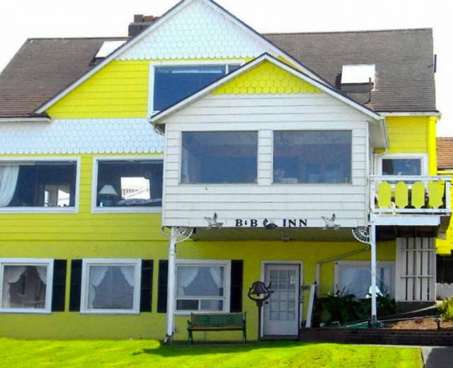 Brey House Ocean View Bed & Breakfast