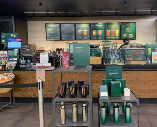 Starbucks @ Safeway