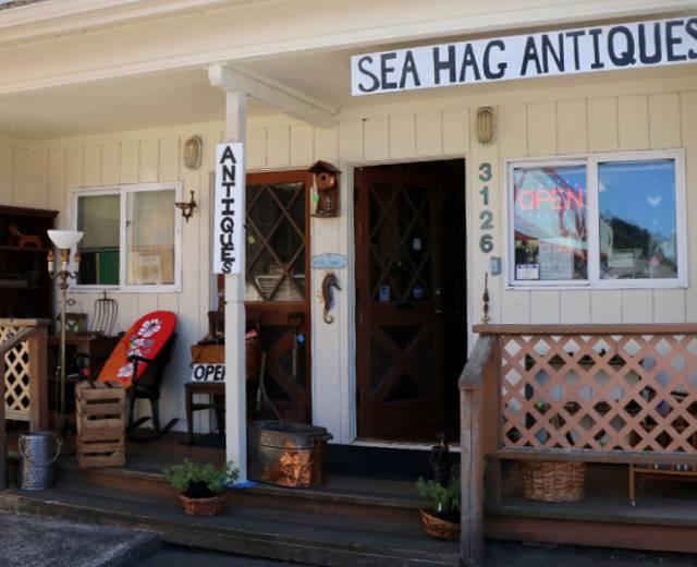 Sea Hag Antiques
