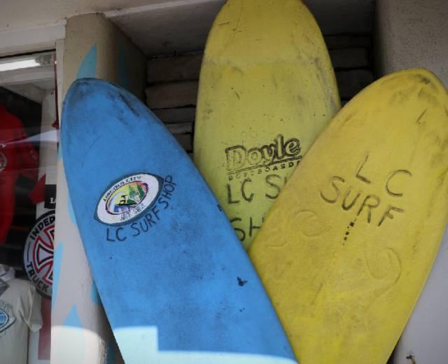Lincoln City Surf Shop
