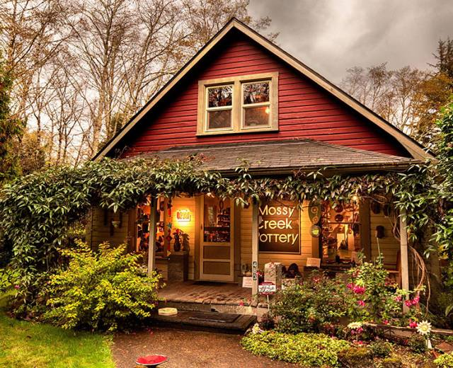 Mossy Creek Pottery & Gallery