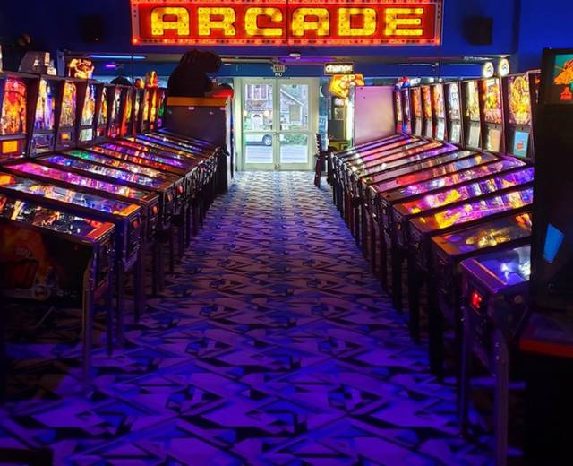 Game Over Arcade
